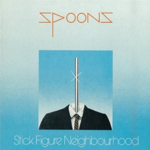 Spoons STICK FIGURE NEIGHBOURHOOD CD