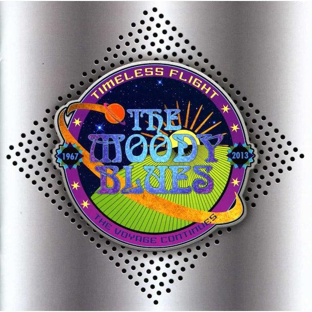 The Moody Blues TIMELESS FLIGHT CD