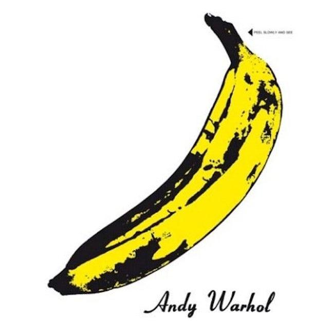 The Velvet Underground AND NICO Vinyl Record - 180 Gram Pressing
