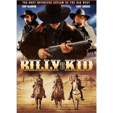BILLY THE KID DVD.