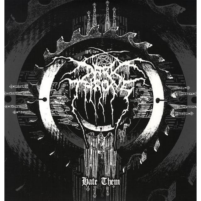 Darkthrone HATE THEM Vinyl Record