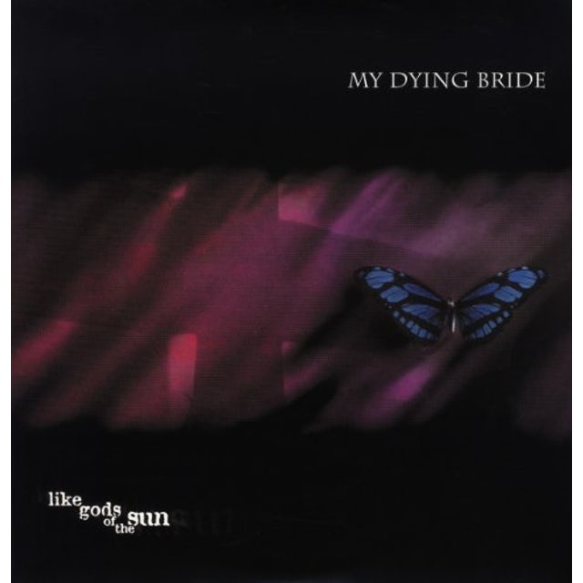 My Dying Bride LIKE GODS OF THE SUN Vinyl Record
