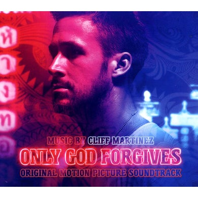 Cliff Martinez ONLY GOD FORGIVES CD