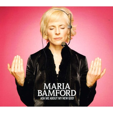 Maria Bamford ASK ME ABOUT MY NEW GOD CD