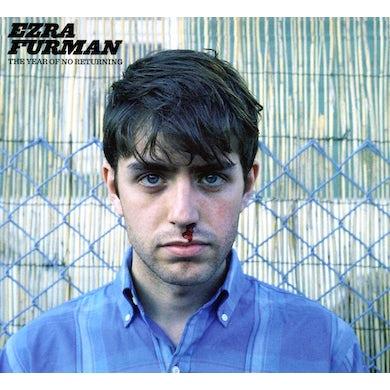Ezra Furman YEAR OF NO RETURNING CD