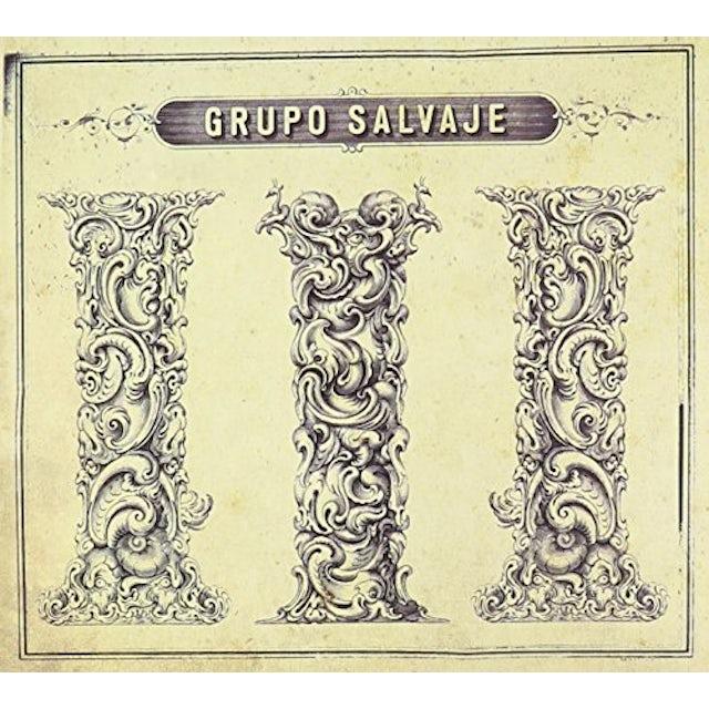 Grupo Salvaje III CD