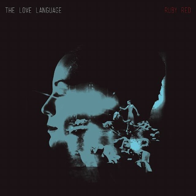The Love Language RUBY RED Vinyl Record
