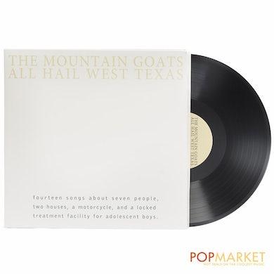 ALL HAIL WEST TEXAS Vinyl Record