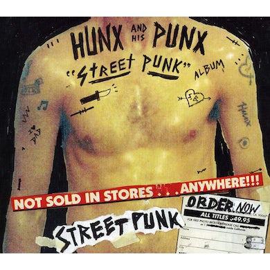Hunx & His Punx STREET PUNK CD
