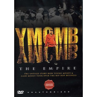 YMCMB EMPIRE DVD
