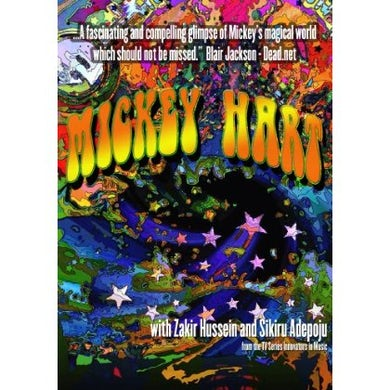 Mickey Hart INNOVATORS IN MUSIC DVD
