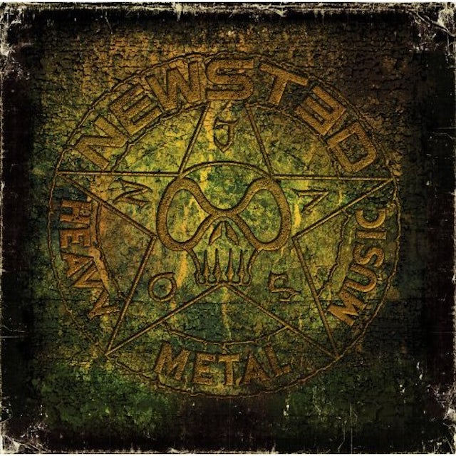 Newsted HEAVY METAL MUSIC Vinyl Record