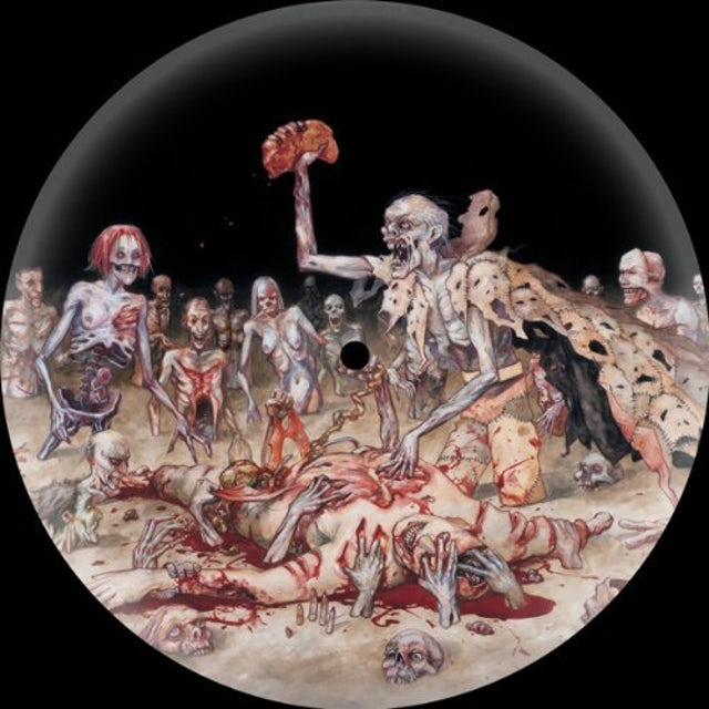 Cannibal Corpse GORE OBSESSED Vinyl Record