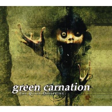 Green Carnation QUIET OFFSPRING CD