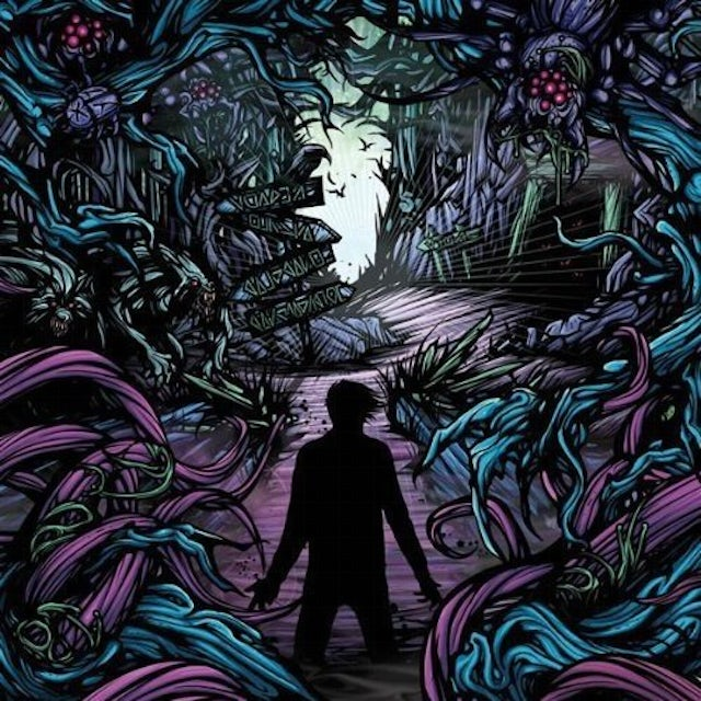 A Day To Remember HOMESICK Vinyl Record