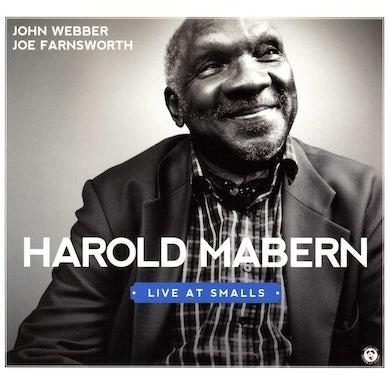 Harold Mabern LIVE AT SMALLS CD