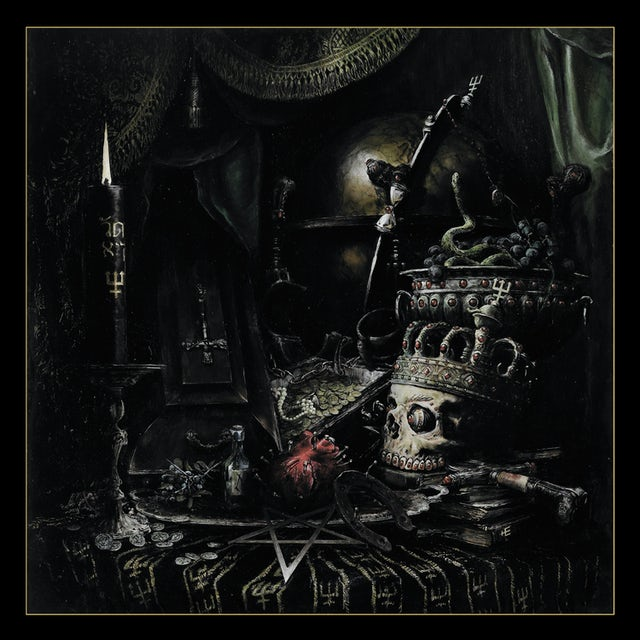 Watain WILD HUNT CD