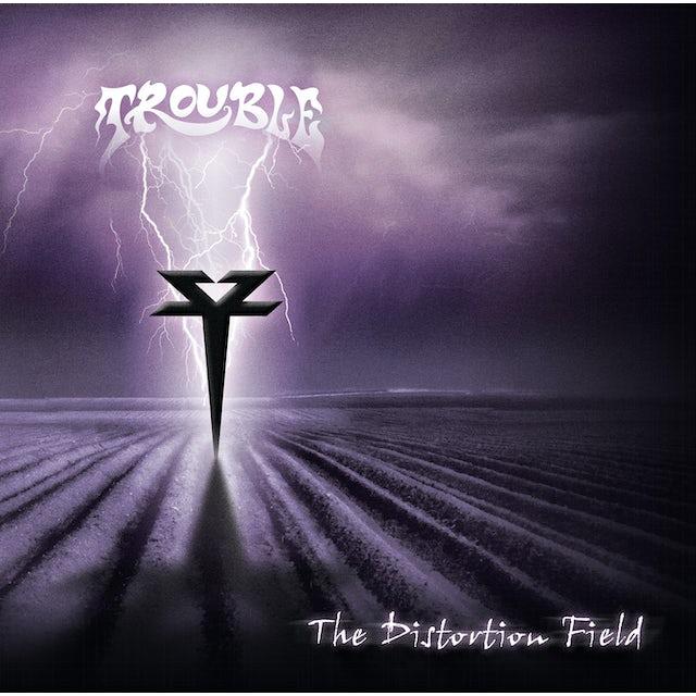 Trouble DISTORTION FIELD CD