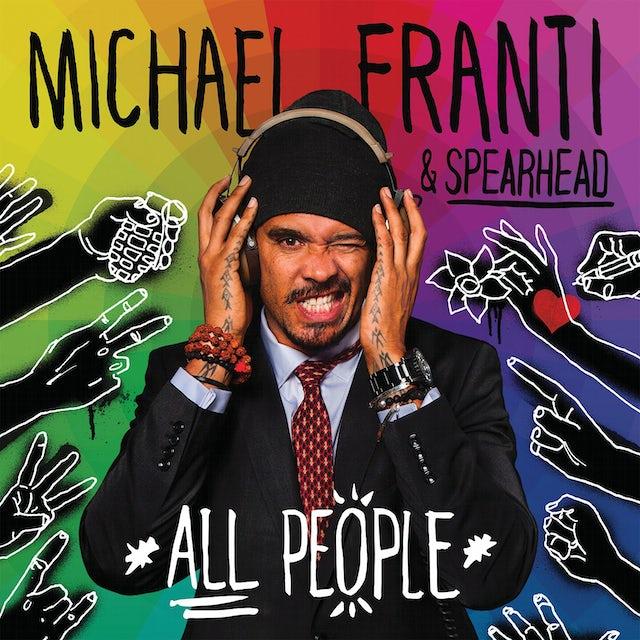 Michael Franti & Spearhead ALL PEOPLE CD