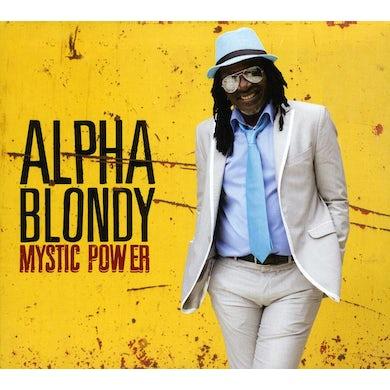 Alpha Blondy MYSTIC POWER CD