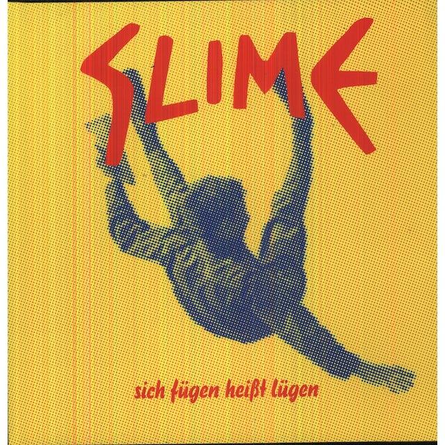 Slime SICH FUEGEN HEISST LUEGEN Vinyl Record