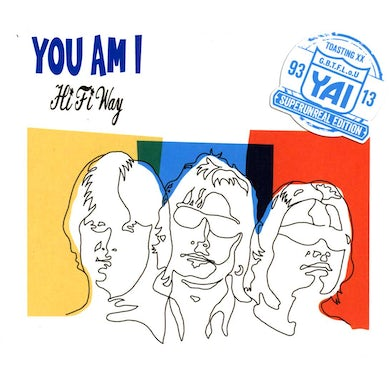 You Am I HI FI WAY CD