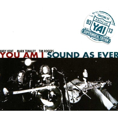 You Am I SOUND AS EVER CD