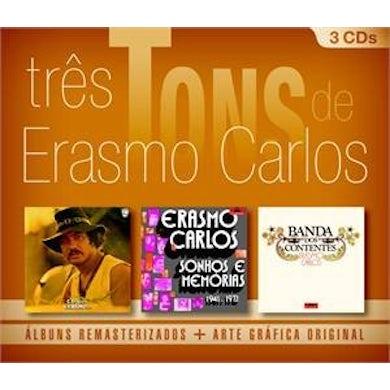 Erasmo Carlos TRES TONS CD