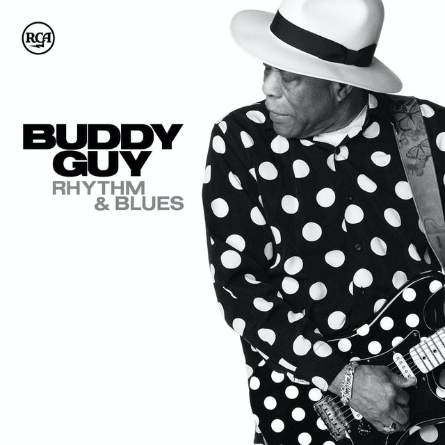 Buddy Guy RHYTHM & BLUES Vinyl Record