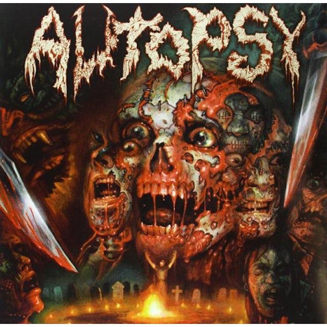 Autopsy HEADLESS RITUAL Vinyl Record