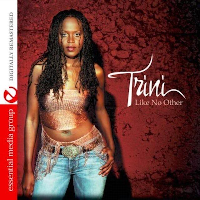 Trini LIKE NO OTHER CD