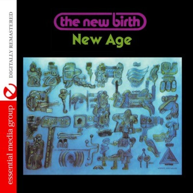 New Birth NEW AGE CD