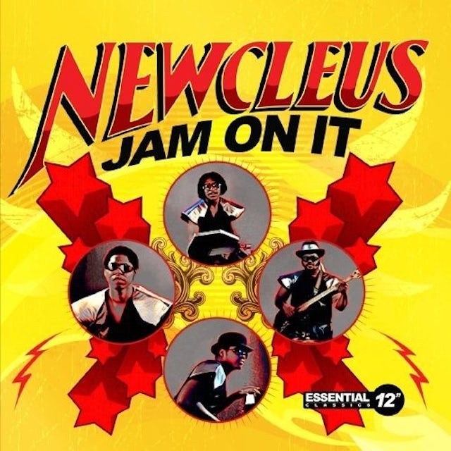 Newcleus JAM ON IT CD