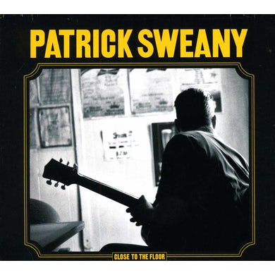 Patrick Sweany CLOSE TO THE FLOOR CD