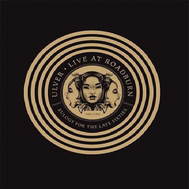 Ulver LIVE AT ROADBURN CD
