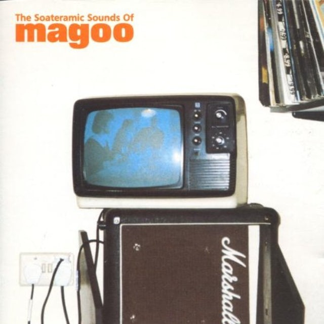 SOATERAMIC SOUNDS OF MAGOO CD