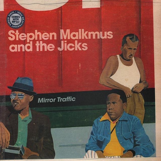 Stephen Malkmus MIRROR TRAFFIC Vinyl Record