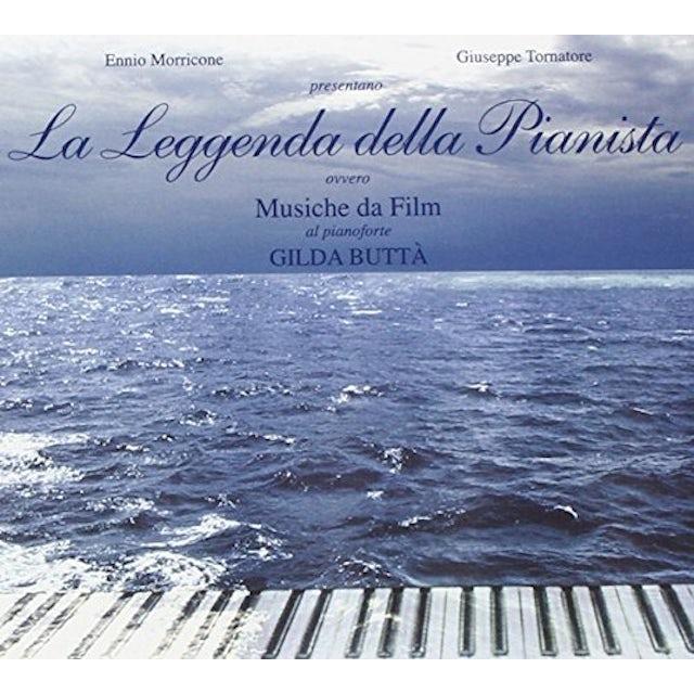 Ennio Morricone LA LEGGENDA DELLA PIANISTA CD
