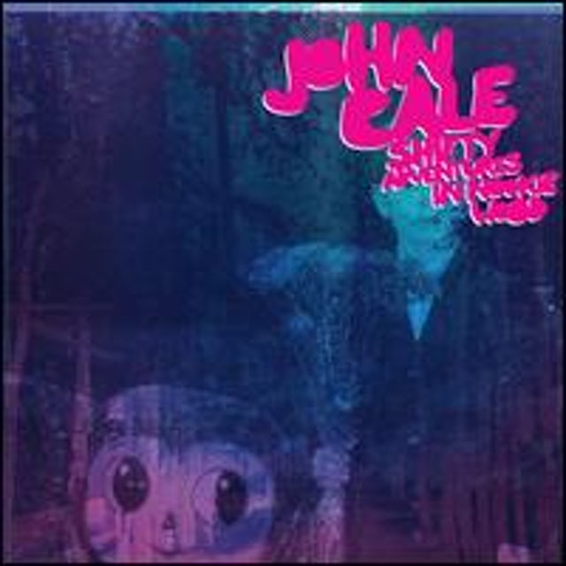 John Cale SHIFTY ADVENTURES IN NOOKIE WOOD Vinyl Record