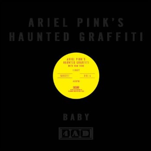 Ariel Pink's Haunted Graffiti BABY Vinyl Record