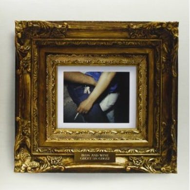 Iron & Wine GHOST ON GHOST Vinyl Record