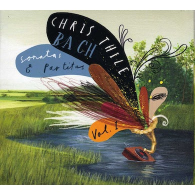 Chris Thile BACH: SONATAS & PARTITAS 1 CD