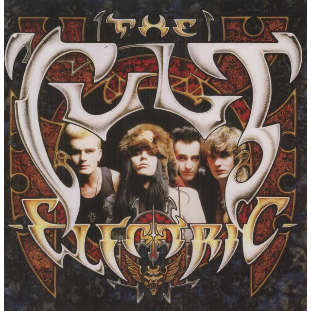 Cult ELECTRIC PEACE Vinyl Record