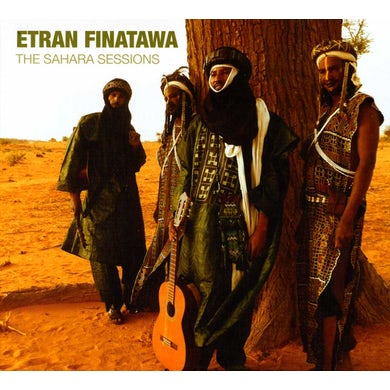 Etran Finatawa SAHARA SESSIONS CD