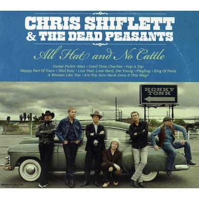 Chris Shiflett ALL HAT & NO CATTLE CD