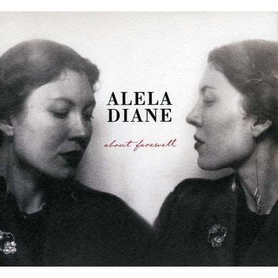 Alela Diane ABOUT FAREWELL CD