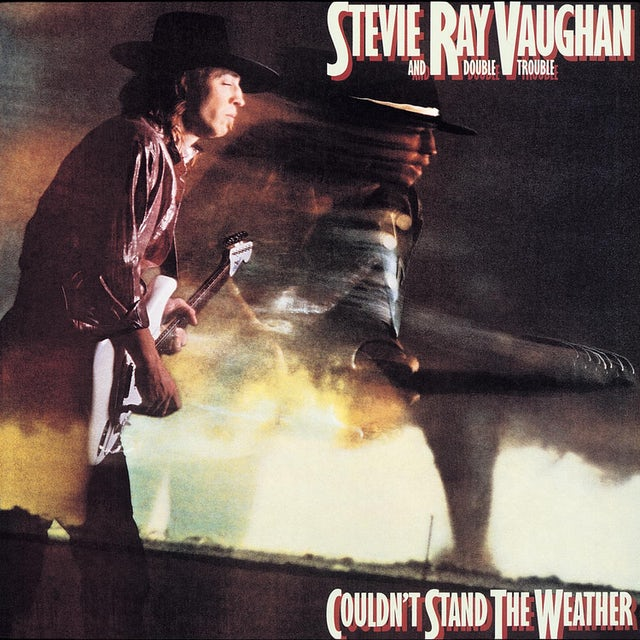 Stevie Ray Vaughan COULDN'T STAND THE WEATHER CD