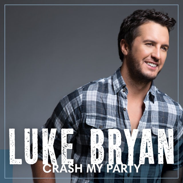 Luke Bryan CRASH MY PARTY CD