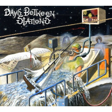 Days Between Stations IN EXTREMIS CD