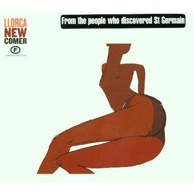 Llorca NEWCOMER CD